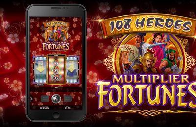 Sortie en septembre du tout dernier jeu de casino mobile du développeur Microgaming