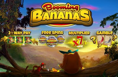 Le développeur Booming Games lance la machine à sous mobile Booming Bananas en septembre