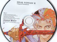 Final Fantasy & Final Fantasy II Original Soundtrack [Album][Mp3][PS1/PSP][Final Fantasy Origins]