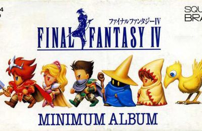 Final Fantasy IV - Minimal Album [Album][Mp3][FF4][OST]