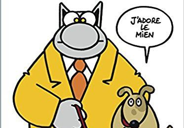 Le Chat T21 - Chacun Son Chat de Philippe Geluck