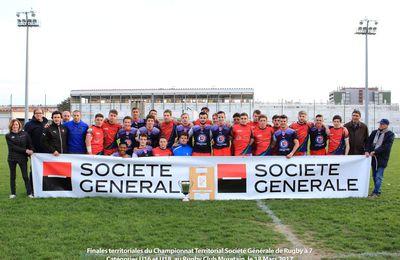 Rugby à 7 - Les finales en U16 et U18
