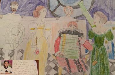 Avis de recherche d'une jeune et talentueuse dessinatrice!