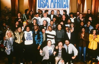 05 mai 1985: USA for Africa - We Are the World