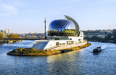 Inauguration de la Seine Musicale ce week-end