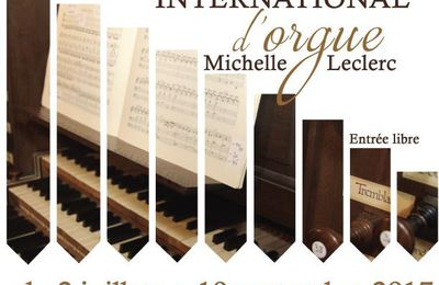 Festival international d'orgue de Sens