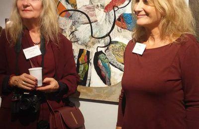 Interview avec l'artiste peintre Isabelle Venet