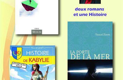 Trois livres...