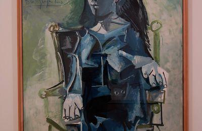 Picasso à Landerneau : Femmes assises, Les dernières années