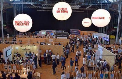 Futur en Seine VS Viva Technology