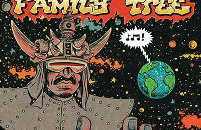 Hip-hop family tree – vol. 2 (Ed Piskor)