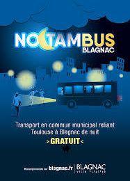 Un bus pour le soir quand le tram est à l'arrêt