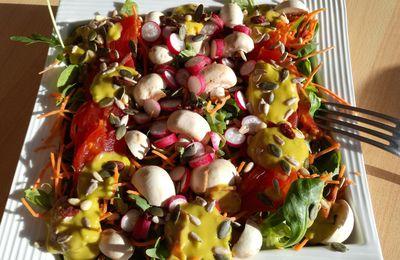 Salade composée ~ 11