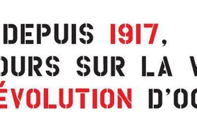 Fête de l'Huma 2017 : le stand du PCF Paris 15 célèbre la Révolution d'Octobre