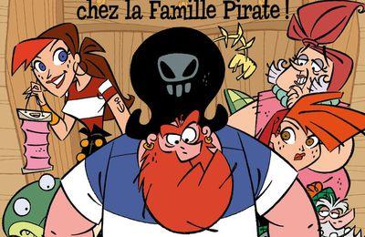Concours : Rencontre l'auteur de la Famille Pirate !