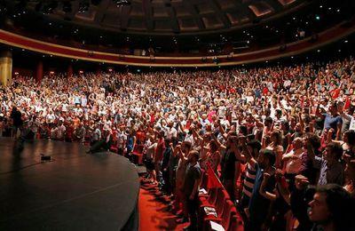Rassemblements du Parti communiste de Turquie à l'occasion de son 97e anniversaire