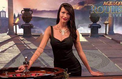 Déjà un gagnant à plus de 670 000 euros au jeu Age of Gods Live Roulette de Playtech
