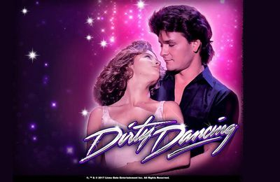 Le fameux film Dirty Dancing transformé en machine à sous en ligne par Playtech