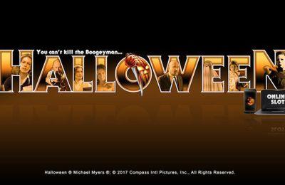 Microgaming développe une nouvelle machine à sous basée sur le film Halloween