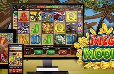 Sept jours seulement après un gagnant à 7,7 millions d'euros, le jackpot progressif de Mega Moolah tombe de nouveau