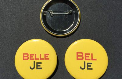BELGO-BADGES               Belle-Je / Bel-Je