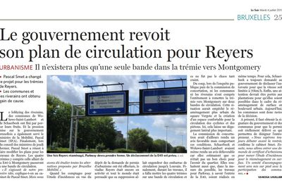 Reyers: Schaerbeek entendue !