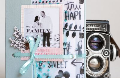 Album We Are Family, l'intégrale et kits en vente