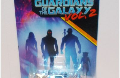 "2017 Série ""Guardians of the Galaxy II""  by Hot Wheels."