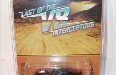 "Ford 1972 Falcon XB  ""Interceptor""  by  Greenlight."