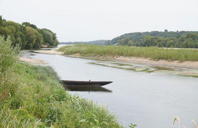 #LUNDI SOLEIL - sur la Loire