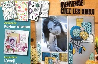 Concours Scrap pour Tous / Denim Tampons ...