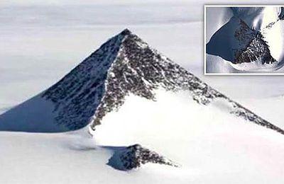 Des vagues mystérieuses d'énergie sortent de l'Antarctique