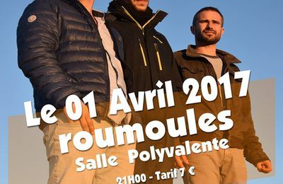 FOUCH TRIO rencontre FOUCH LE MOTDIT ORCHESTRA  A ROUMOULES