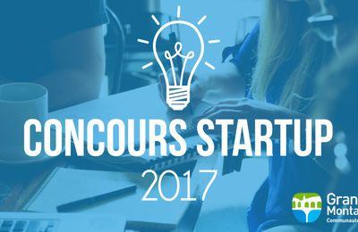 #Startup : Concours Start up 2017