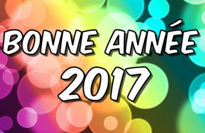 Bonnes fêtes et Bonne Année 2017 !