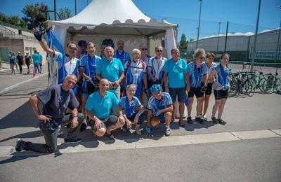 2 Juillet 2017 L'ASPTT Marseille fête ses 110 ans