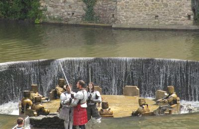 Puy du Fou:  les Chevaliers de la Table Ronde