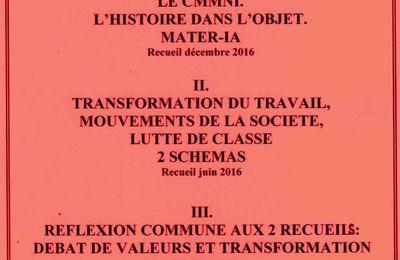 LA PENSEE MARX I. II. III. IV