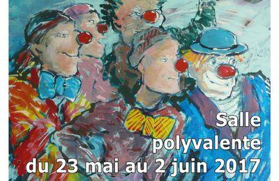 PAILLE / Salon d'arts jusqu'au 2 juin 2017