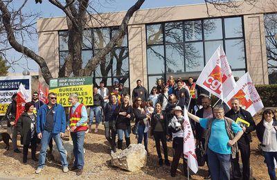 Face à la lutte des travailleurs, MacDonald's réplique