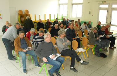 ASSEMBLEE GENERALE DE LA SECTION RETRAITES FAPT 29 SUD