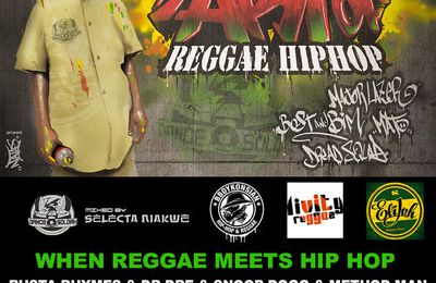 ART OF REGGAE HIP HOP - MIX TAPE - OUT NOW