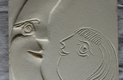 "Article 146 : Bas-relief  ""Oh! La belle lune"""