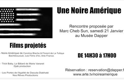 TRICK BABY, LE BÂTARD 21 JANVIER 2017 AU MUSÉE DAPPER