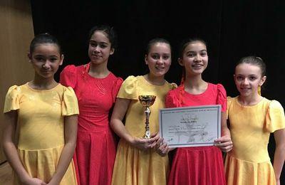 Concours Jeunes Talents / Groupe classique : Médaille de Bronze