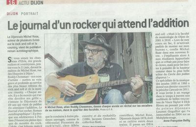 Le journal d'un rocker qui attend l'addition
