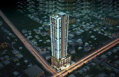 Suraj Palette Dadar West, 2BHK and 3BHK apartments sale at Suraj Palette Mumbai