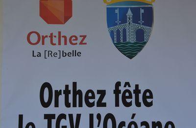 AVEC L'OCEANE,  ORTHEZ SE RAPPROCHE DE PARIS