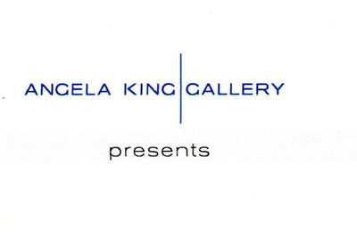 ANGELA KING GALLERY PRESENTS