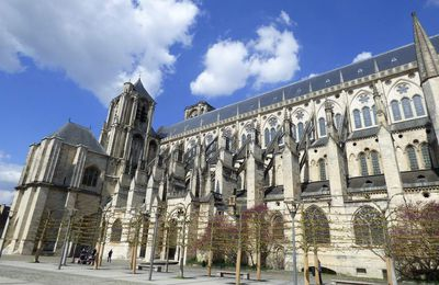 CATHEDRALE BOURGES